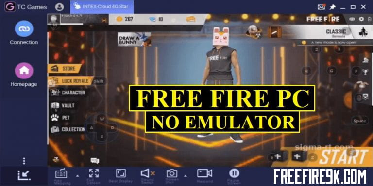 Free fire pc sin emuladores